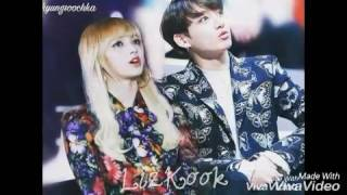 Lizkook - Lisa and Jungkook Pt. 5 리사와 정국