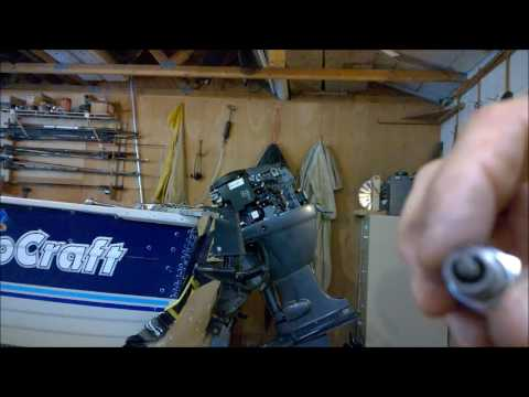 Yamaha 50 hp Outboard Idling Rough