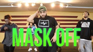 FUTURE ft. KENDRICK LAMAR - MASK OFF (Remix) | #theINstituteofDancers | Choreography Martez Calhoun