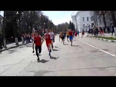 76 ОБЛАСТНАЯ ЭСТАФЕТА. ЗАБЕГ СИЛЬНЕЙШИХ ШКОЛ!!! Ульяновск, 27 апреля 2019