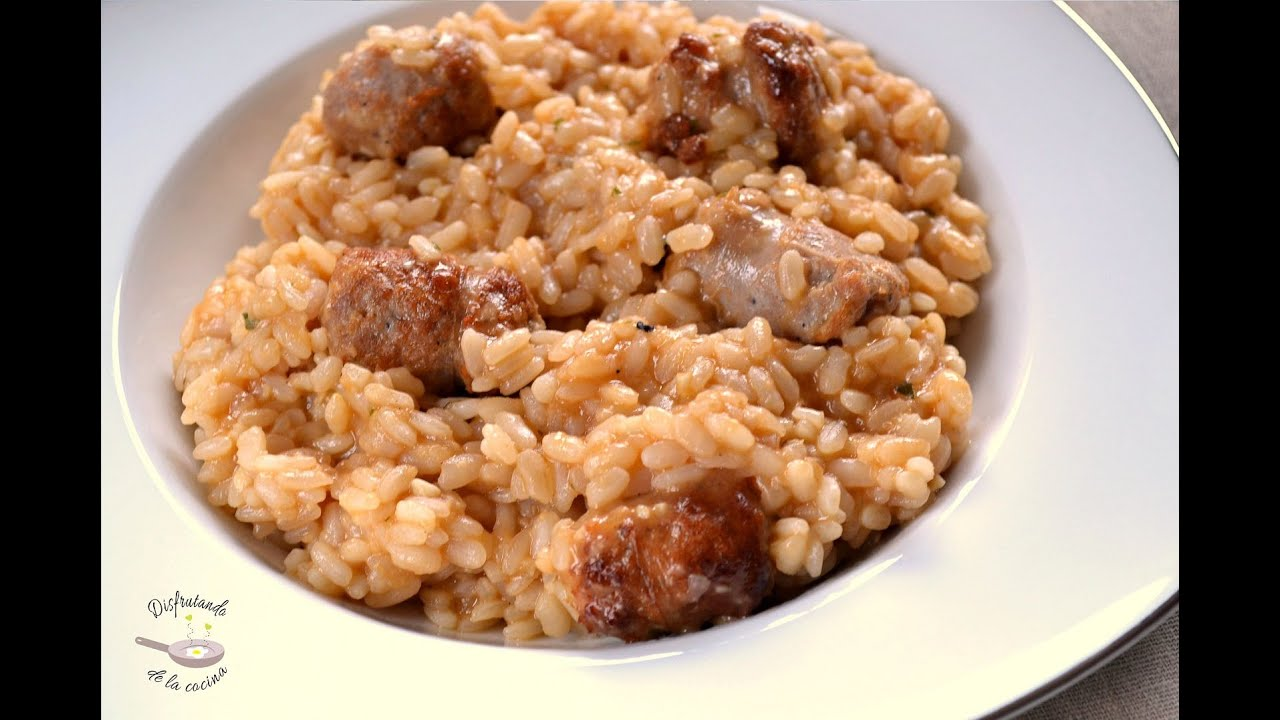 Arroz de carne r pido cocina f cil youtube for Facil de cocinar