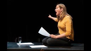 """""""Next Stage Europe"""" Teil 2: Kristina Karmalita (Nowosibirsk, Russland): »Er muss kommen«"""