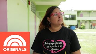 Teachers In Puerto Rico Reflect On Hurricane Maria 1 Year Later | Survivor Stories | TODAY