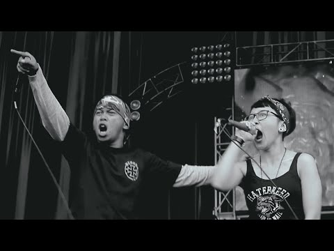 OUTRIGHT NEVER GIVE UP Feat PHOPPY FROM LOSE IT ALL LIVE HELLPRINT