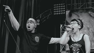 Video OUTRIGHT NEVER GIVE UP Feat PHOPPY FROM LOSE IT ALL LIVE HELLPRINT download MP3, 3GP, MP4, WEBM, AVI, FLV November 2017