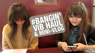 #BANGIN VIB HAUL and Mini Guardians of the Galaxy VLOG