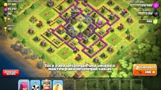 Pedro219 Clash of Clans:trucos y curiosidades
