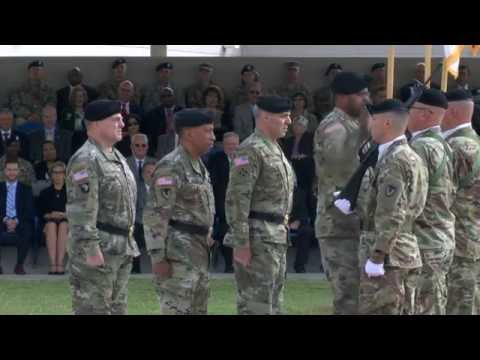 U.S. Army Materiel Command Change Of Command Ceremony