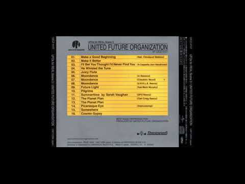 United Future Organization - 11. Summertime by Sarah Vaughan - UFOs for REAL, Scene 3