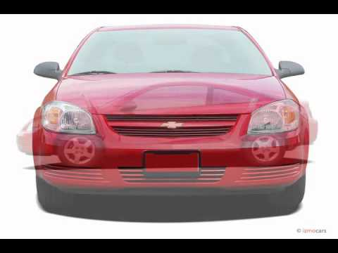 2007 Chevrolet Cobalt Red Virginia Beach VA