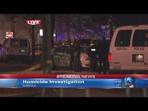 Police investigating homicide in Norfolk