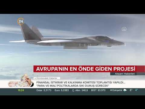 TUSAŞ Genel Müdürü Temel Kotil, milli savaş uçağı projesinde gelinen son noktayı anlattı