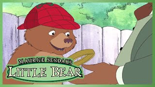 Little Bear | Duck Loses Her Quack / Feathers In A Bunch / Detective Little Bear - Ep. 53