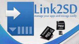 Activar partición con link2sd