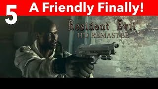 Resident Evil 5 Remastered Part 5-A Friendly Finally