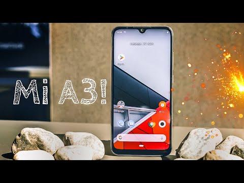 Xiaomi Mi A3 ПУШКА? / Взял себе и ВАМ