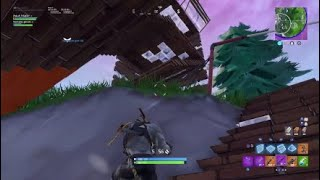 New glitch fly in fortnite