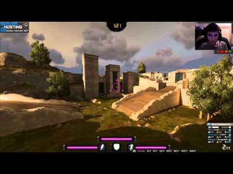 ShootMania Storm Let's Play-Phantom Scale Gaming  