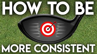 How To Be More Consistent At Golf - SIMPLE DRILL
