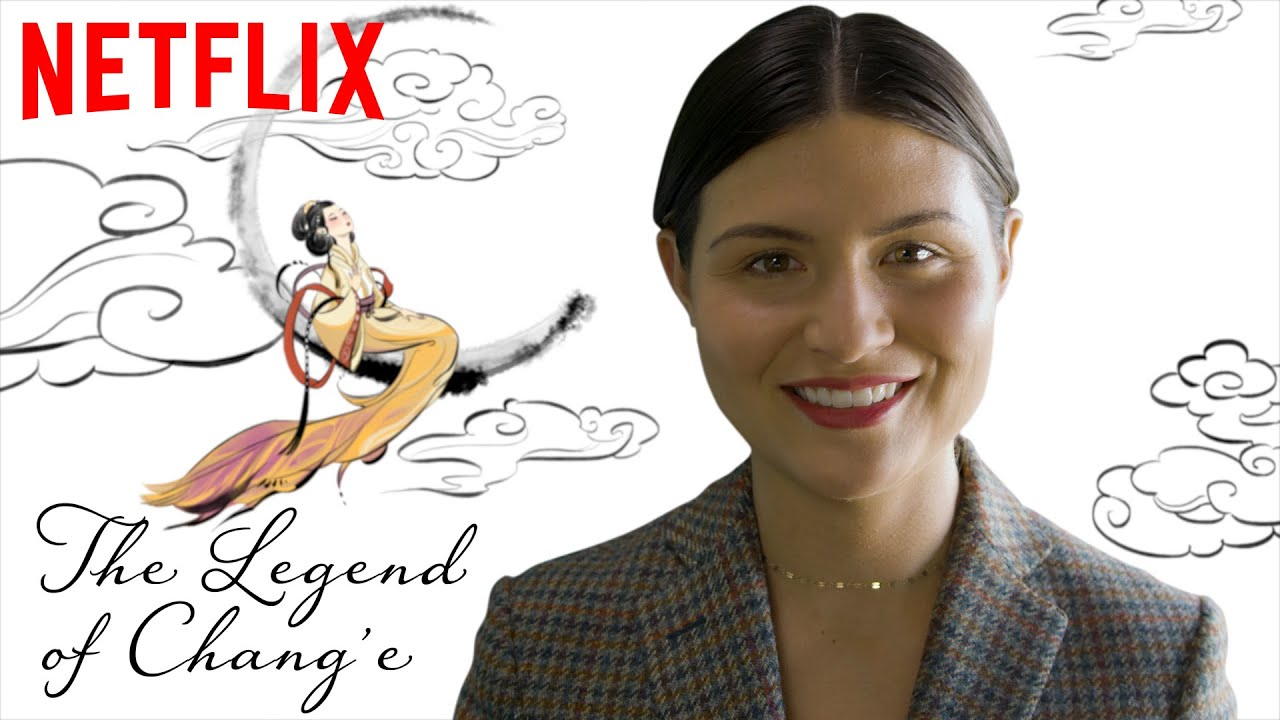 The Legend of Chang'e with Over the Moon's Phillipa Soo   Netflix Futures