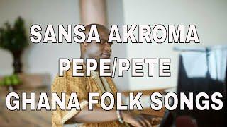 Sansa Akroma/ Pete Pete - Ghanaian Piano Folk Songs played by Kay Benyarko