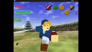 [ROBLOX] - OOT Remake Gameplay