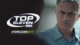 Top Eleven - ft. José Mourinho | Be A Football Manager (Official #TopEleven2015 TV Commercial)