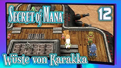 SECRET OF MANA Deutsch (REMAKE) ⚔ #12 Wüste von Kakkara | Let's Play Deutsch Gameplay German