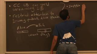 Algorithms for Big Data (COMPSCI 229r), Lecture 9