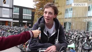 The dangers of riding a bike in the Netherlands