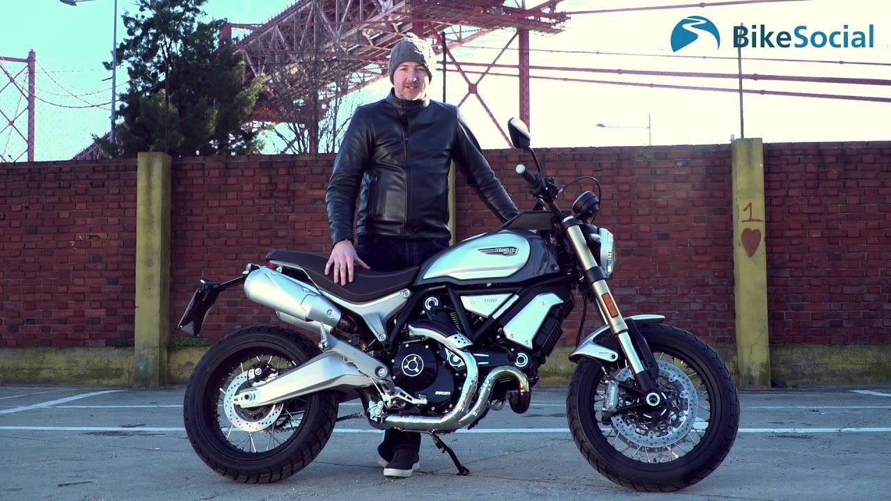Ducati Scrambler Differences