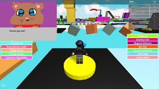 My cousin plays Roblox on YT for the first time!