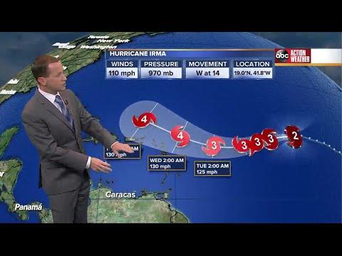 Irma 5 a.m. Saturday Update with Jason