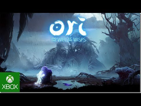 Ori and the Will of the Wisps - E3 2017 - Teaser Trailer - Xbox one