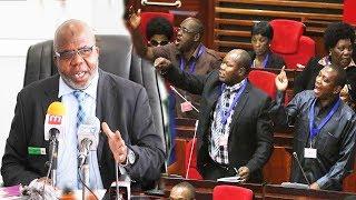 Habali Kubwa Leo : CAG Atikisa tena Bunge Spika wa Bunge Aunguruma''Hakuna anayejikagua mwenyewe