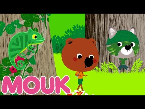 Mouk - Chameleon (Madagascar) | Cartoon for kids