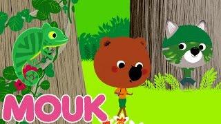 Mouk - Chameleon (Madagascar) | Cartoon for kids