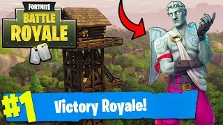 MY BIGGEST FORTNITE CHOKE EVER... (WORST RPG FAIL IN HISTORY) & 5 Solo Wins!