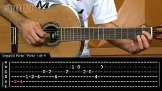 Hino do Corinthians (aula de violão)