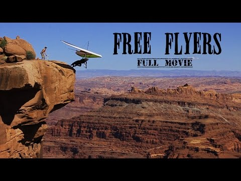 "Hang gliding movie ""Free Flyers"" (full movie)"