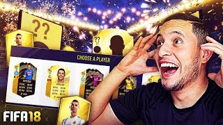 Fifa 18 fut draft gameplay with fut draft rewards!! drafted inform aguero, pogba, hazard & more!