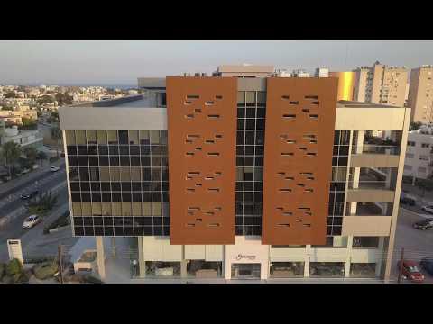 WAYWIN PLAZA, commercial property, offices Limassol, Cyprus / Офисы, недвижимость Лимасол