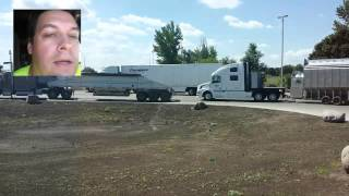 My first DOT inspection in South Dakota