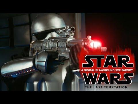 Digital Playground Presents: Star Wars: The Last Temptation A XXX Parody