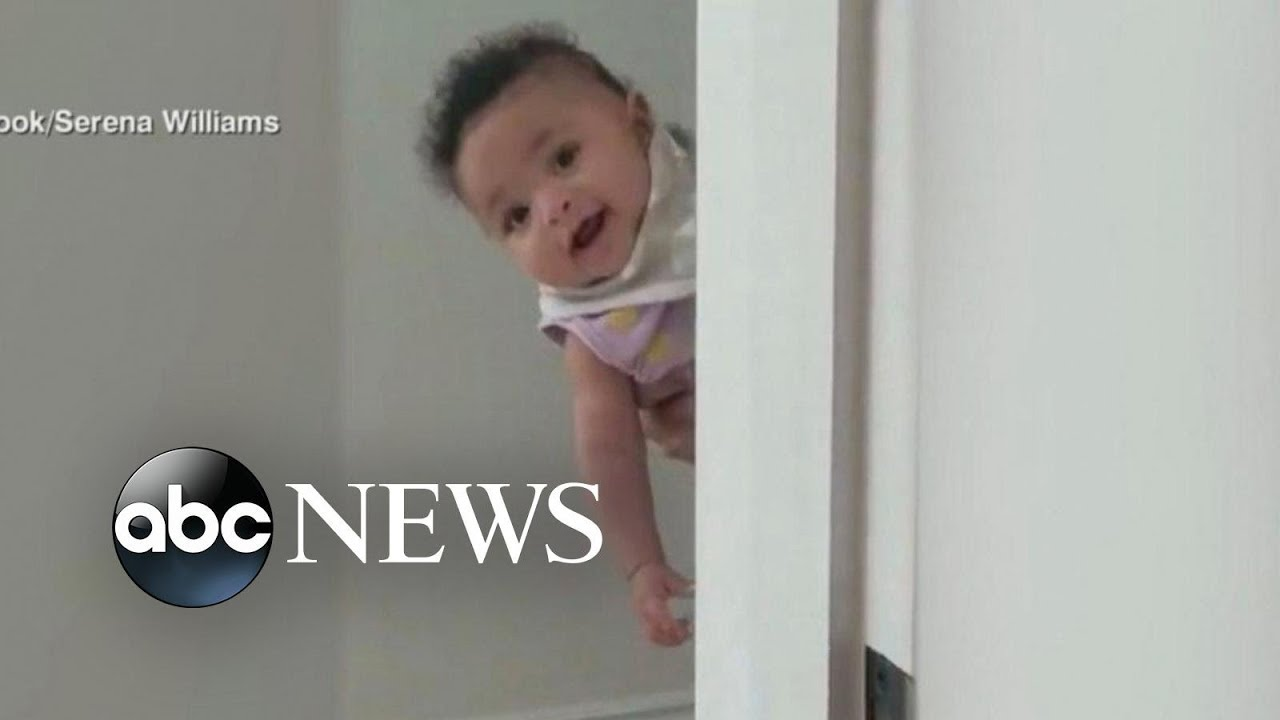 gma-hot-list-serena-williams-shares-adorable-new-video-of-her-daughter