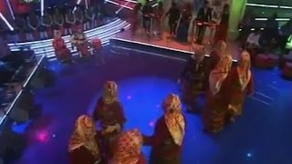 Kara Ar Bayan Folklor Gosterisi
