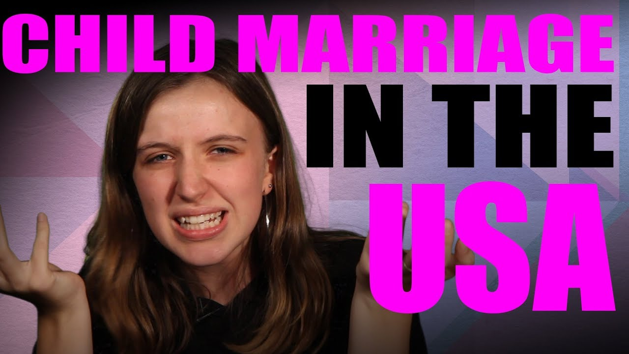 Child Marriage In The USA