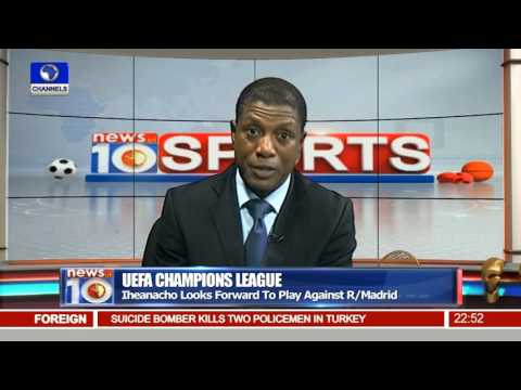 News@10: Portugal,Russia 13 Other Confirm ITTF Nigeria Open Participation 02/05/16 Pt.4