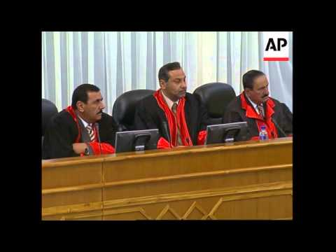 Trial of former Iraqi leader resumes