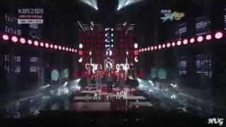 [LIVE/HD] 100108 SHINee - Jo Jo @ Music Bank